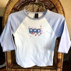 Vintage 1990's Gap Baseball Jersey